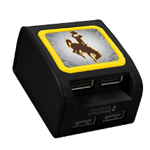 WP-400X 4-Port Wall Charger
